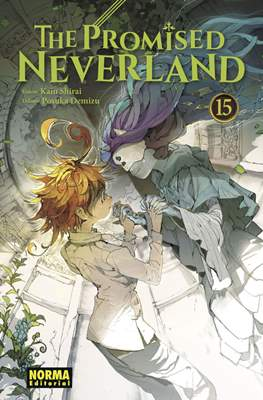 The Promised Neverland (Rústica con sobrecubierta) #15