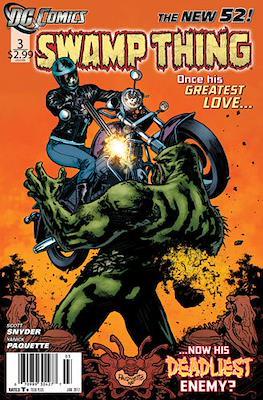 Swamp Thing Vol. 5 (2011-2015) #3