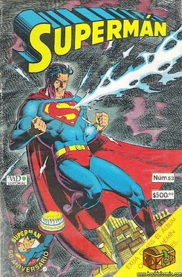 Supermán (1986-2001) (Grapa) #53