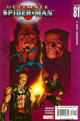 Ultimate Spider-Man (2000-2009; 2011) (Comic-Book) #81