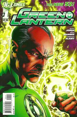 Green Lantern Vol. 5 (2011-2016) (Comic book) #1