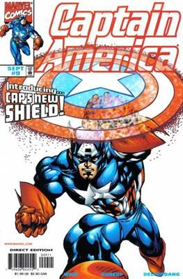 Captain America Vol. 3 (1998-2002) (Comic Book) #9
