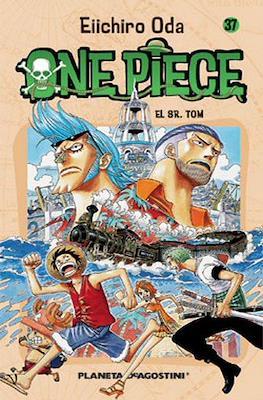 One Piece (Rústica con sobrecubierta) #37