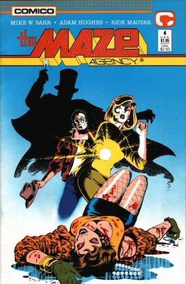 The Maze Agency (Comic Book) #4