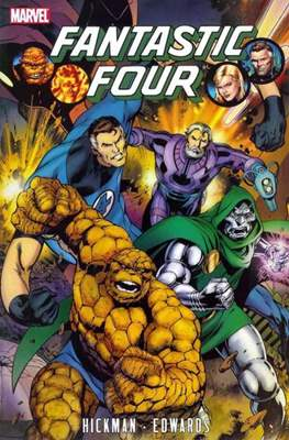 Fantastic Four by Jonathan Hickman (Softcover) #3
