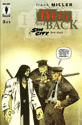 Sin City: Hell and Back (americana) #3