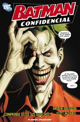 Batman Confidencial #5