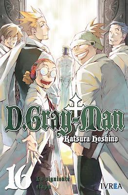 D.Gray-Man (Rústica con sobrecubierta) #16