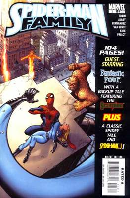 Spider-Man Family (Comic Book) #3