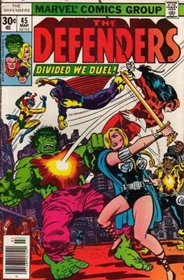 The Defenders vol.1 (1972-1986) (Grapa, 32 págs.) #45