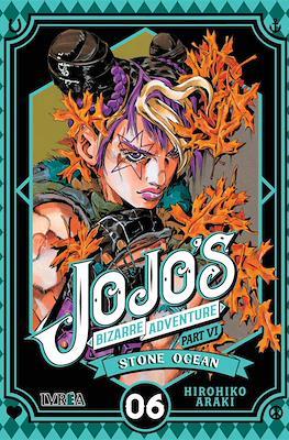 JoJo's Bizarre Adventure - Part VI: Stone Ocean (Rústica) #6