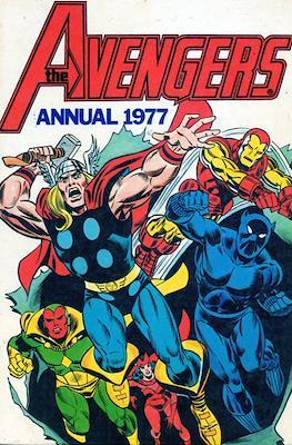 The Avengers Annual (Hardcover 64-78 pp) #3