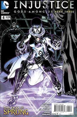 Injustice: Gods Among Us: Year Three #4