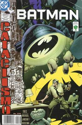 Batman (1987-2002) (Grapa) #276
