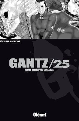 Gantz (Rústica con sobercubierta) #25