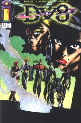 Dv8 (Comic Book) #1