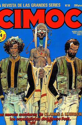 Cimoc (Grapa 60-132 pp) #38