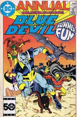 Blue Devil Annual
