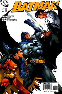 Batman Vol. 1 (1940-2011) (Comic Book) #657