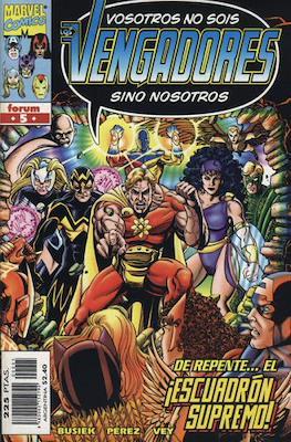 Los Vengadores vol. 3 (1998-2005) (Grapa. 17x26. 24 páginas. Color. (1998-2005).) #5