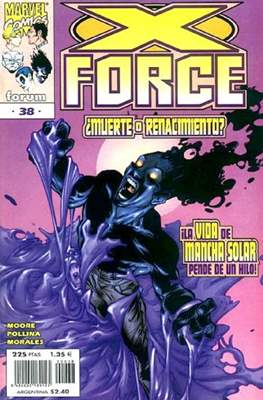 X-Force Vol. 2 (1996-2000) (Grapa 24 pp) #38