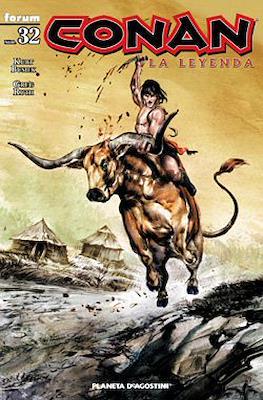 Conan. La Leyenda (Grapa 28-116 pp) #32
