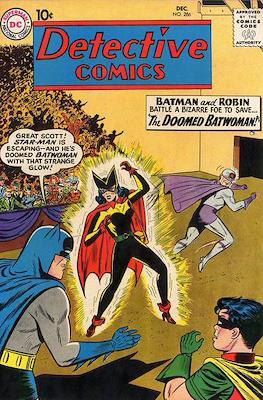 Detective Comics Vol. 1 (1937-2011; 2016-) (Comic Book) #286