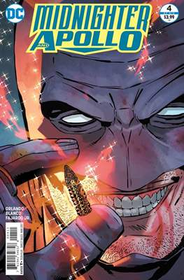 Midnighter and Apollo (Comic-book) #4