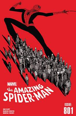 The Amazing Spider-Man Vol. 4 (2015-2018) (Comic-book) #801