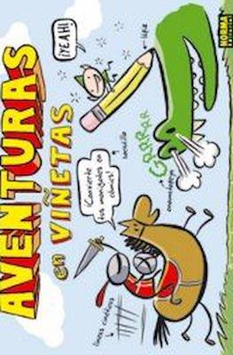 Aventuras en viñetas (Rústica 112 pp) #1