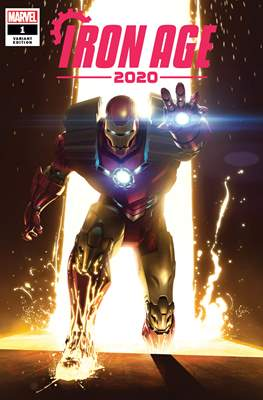 Iron Age 2020 (Variant Cover)