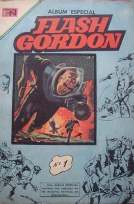 Flash Gordon - Álbum Especial