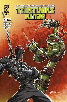 Las nuevas aventuras de las Tortugas Ninja (Grapa 24 pp) #4