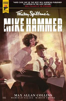Mike Hammer (Comic Book) #2