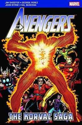 The Avengers - Marvel Pocketbook (Softcover) #2