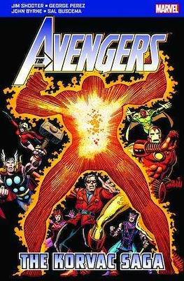 The Avengers - Marvel Pocketbook #2