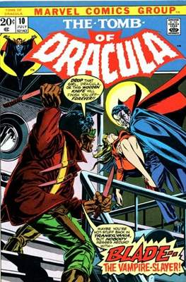 The Tomb of Dracula Vol. 1 (1972-1979) #10