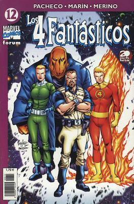 Los 4 Fantásticos Vol. 4 (2001-2003) (Grapa 24-48 pp) #12