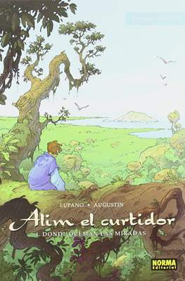 Alim el curtidor (Cartoné 48 pp) #4
