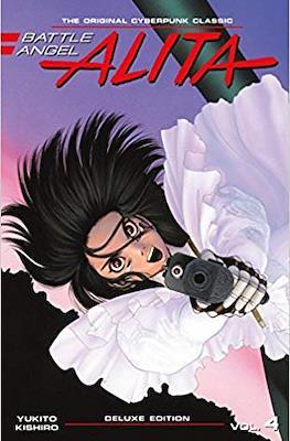 Battle Angel Alita Deluxe Edition (Hardcover) #4
