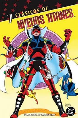 Nuevos Titanes. Clásicos DC (2005-2010) (Rústica 80-128 pp) #7