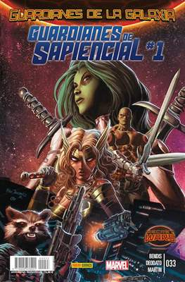 Guardianes de la Galaxia (2013-) (Grapa) #33