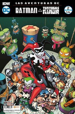 Las aventuras de Batman y las Tortugas Ninja (Grapa 24 pp) #2