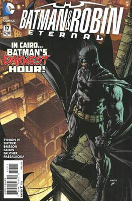 Batman and Robin Eternal (2015-2016) (Comic Book) #17