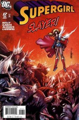 Supergirl Vol. 5 (2005-2011) (Comic Book) #17