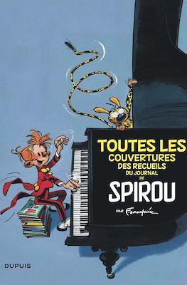 Spirou. Toutes les couvertures des recueils du journal - Franquin Patrimoine