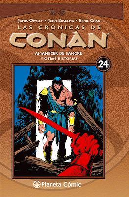 Las Crónicas de Conan (Cartoné 240 pp) #24