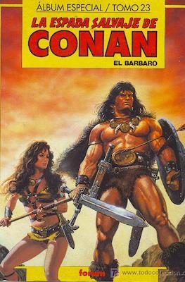 La Espada Salvaje de Conan - Álbum especial (Retapados) #23