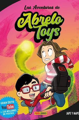 Las aventuras de Abrelo Toys (Cartoné 64 pp) #