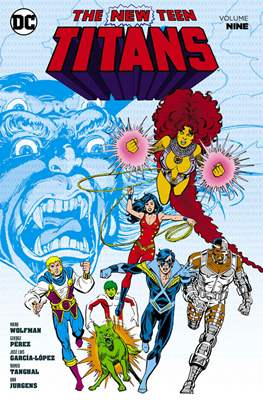 The New Teen Titans (Softcover) #9
